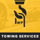 Towy - Emergency Auto Towing and Roadside Assistance Service WordPress theme. Nulled