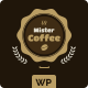Mister Coffee - Coffee Market Online Store WordPress Theme Nulled