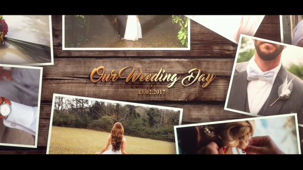 Wedding Gold Slideshow