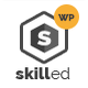 Skilled - School Education Courses WordPress Theme Nulled