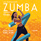 Zumba / Fitness Flyer - GraphicRiver Item for Sale