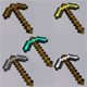 Pick Minecraft - 3DOcean Item for Sale
