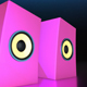 Dancing Speakers 120 BPM - VideoHive Item for Sale