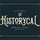 Historycal - 2 Font Styles - GraphicRiver Item for Sale