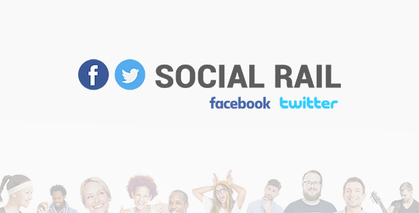 Social Rail - Facebook And Twitter Stream - CodeCanyon Item for Sale