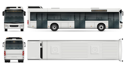 Buses, Minibuses, Trains