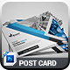 Post Card - GraphicRiver Item for Sale