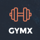 Gym X - Fitness, Gym & Sports WordPress Theme Nulled