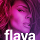 Flava - Album / Single Release Promo and DJ / Music Band Responsive Muse Template Nulled