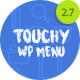 Touchy - WordPress Mobile Menu Plugin - CodeCanyon Item for Sale