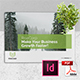 Creative Brochure Vol. 26 - A4 Landscape - GraphicRiver Item for Sale