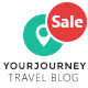 Your Journey - Travel Blog WordPress Theme - ThemeForest Item for Sale