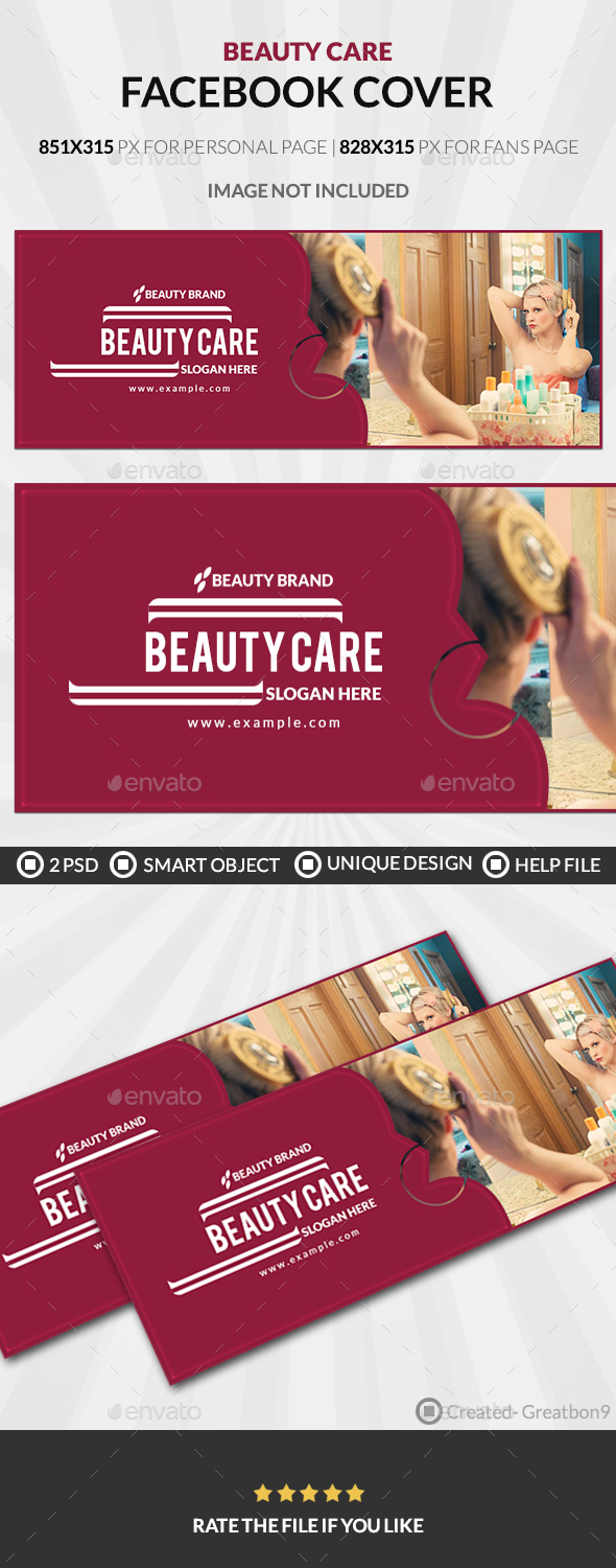Beauty Care Facebook Cover - Facebook Timeline Covers Social Media