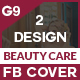 Beauty Care Facebook Cover - GraphicRiver Item for Sale