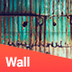 Distressed Wall Backgrounds Nulled