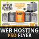 Web Hosting Flyer - GraphicRiver Item for Sale