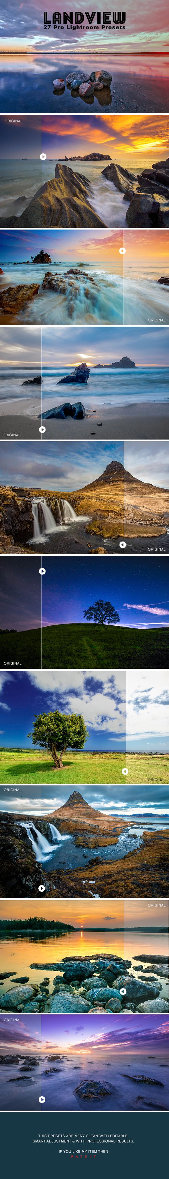 Landview Pro Lightroom Presets - Lightroom Presets Add-ons