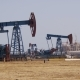 Oil Pumps, Pump Jack. Fossil Fuel Energy, Old Pumping Unit - VideoHive Item for Sale