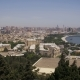Panoramic Vew From Above To the City of Baku, Azerbaijan - VideoHive Item for Sale
