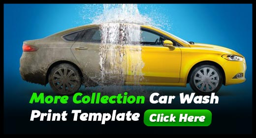 Car Wash Templates
