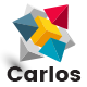 Carlos - Creative Agency Template Nulled