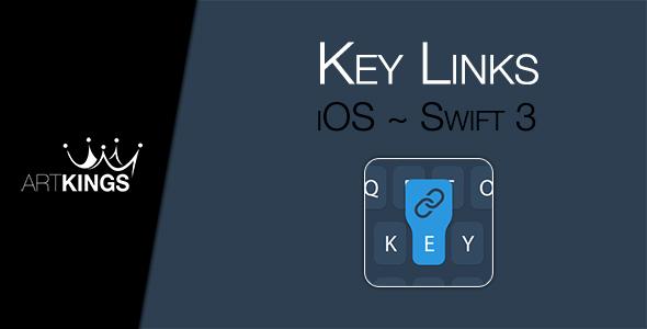 CodeCanyon KeyLinks Links keyboard 20180798