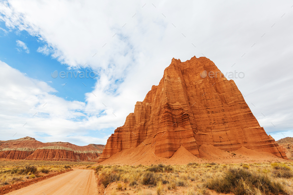 Capitol Reef - Stock Photo - Images