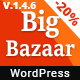 BigBazaar - Multipurpose Responsive Ecommerce Theme Nulled