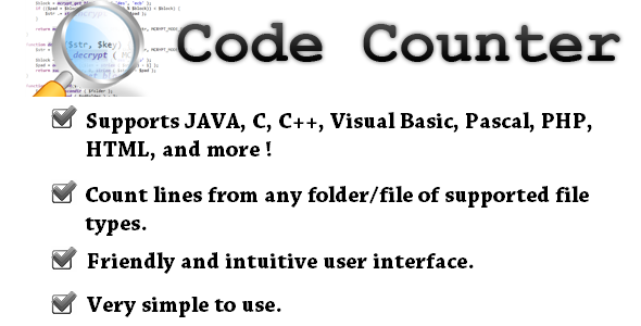 Code Counter - CodeCanyon Item for Sale