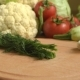Cooking. Cutting Fresh Dill. - VideoHive Item for Sale