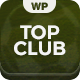 Top Club - Soccer and Football Sport Theme for WordPress Nulled