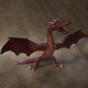 Red Dragon Rigged - 3DOcean Item for Sale