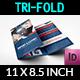Company Profile Tri-Fold Brochure Vol.24 - GraphicRiver Item for Sale
