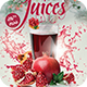 Tasting Juices Flyer - GraphicRiver Item for Sale