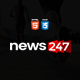 News247 - News Magazine HTML Template Nulled