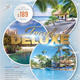 Travel Tour Flyer Template 2 - GraphicRiver Item for Sale
