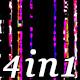 Digital Pulse - VJ Loop Pack (4in1)