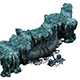 Trapped Dragon Cave - Mountain 01 - 3DOcean Item for Sale
