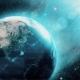 Earth From Space Background - VideoHive Item for Sale