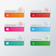 Infographic Banners - GraphicRiver Item for Sale