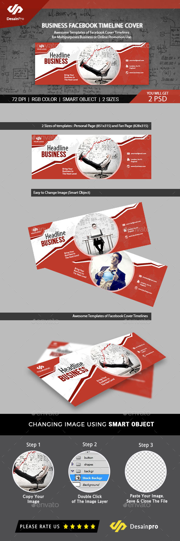 Business services facebook cover template ar by desainpro business services facebook cover template ar social media web elements pronofoot35fo Image collections