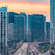 The Gardiner Expressway at Sunset - VideoHive Item for Sale