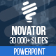 Novator Powerpoint Presentation Template - GraphicRiver Item for Sale