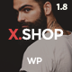 X-Shop Kute WordPress WooCommerce Theme Nulled