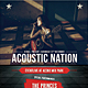 Acoustic Nation Flyer / Poster - GraphicRiver Item for Sale