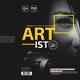 Art-ist Magazine Template V.2 - GraphicRiver Item for Sale