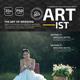 Art-ist Magazine Template V.3 - GraphicRiver Item for Sale