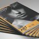 Art-ist Magazine Template V.9 - GraphicRiver Item for Sale