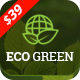 Eco Green - WordPress Theme for  Environment, Ecology and Renewable Energy Company Nulled