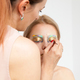 Make-up artist preparing a creative make up on model - PhotoDune Item for Sale